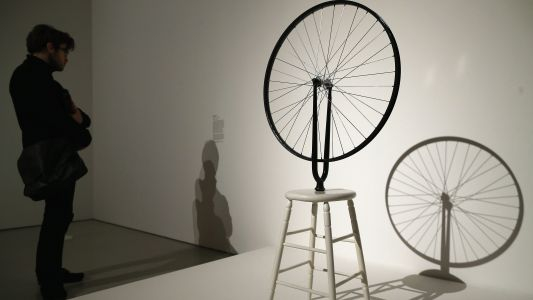 52 ideas that changed the world - 41. The wheel