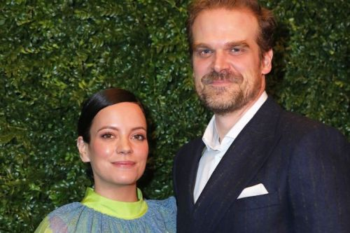 Lily Allen's husband David Harbour, 45, gets Covid jab after doctor's orders
