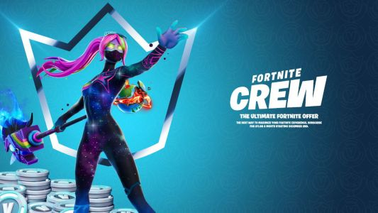 Epic Launches $11.99 Fortnite Crew Monthly Subscription
