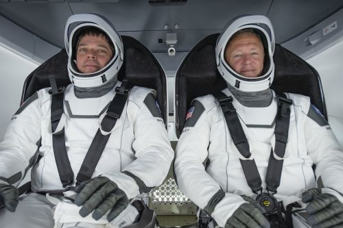 Crew training continues for SpaceX's first launch with astronauts