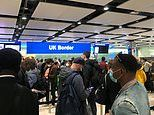 Heathrow told dedicate terminal to red list arrivals amid claims airport is Covid 'breeding ground'