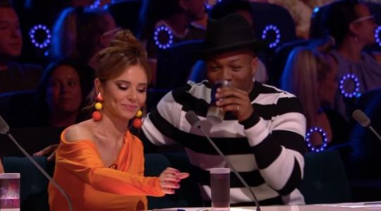 Cheryl looks livid as Todrick Hall throws savage shade at Liam Payne romance on The Greatest Dancer