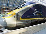 Business bookings on Eurostar surged by almost two-thirds in September