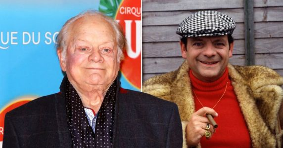 Sir David Jason releasing his third autobiography about 'hard-won' lessons