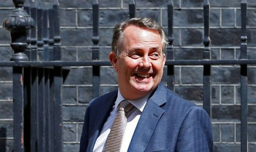 Brexit trade deal targets REVEALED as Liam Fox demands 'Embrace the new world!'