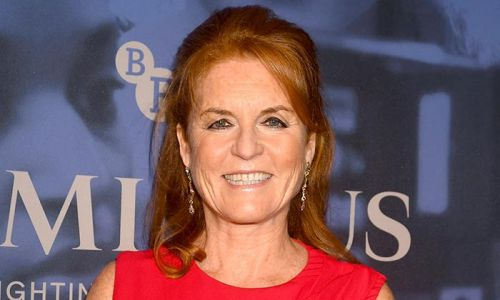 Sarah Ferguson shares pictures from inside Royal Lodge as she continues to self-isolate with family