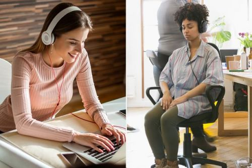 Listening to music at work 'can improve productivity by 15 percent'