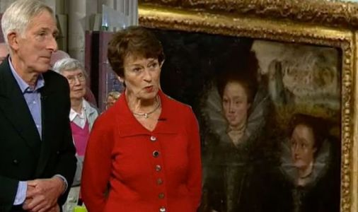 Antiques Roadshow painting gets staggering valuation after hidden message is decoded