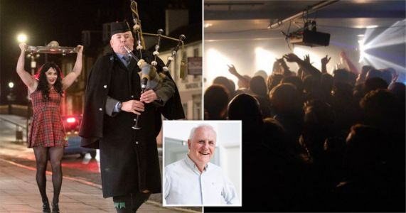 Guernsey chief hails pre-Covid life ahead of 'world's biggest Burns Night'