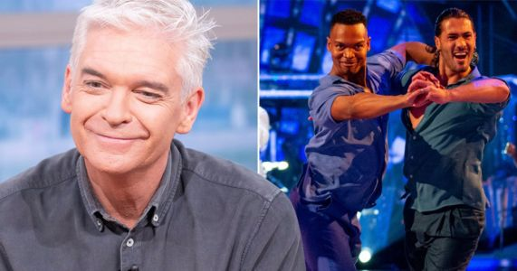 Phillip Schofield 'in talks' with Strictly Come Dancing bosses to be in first same-sex couple of series