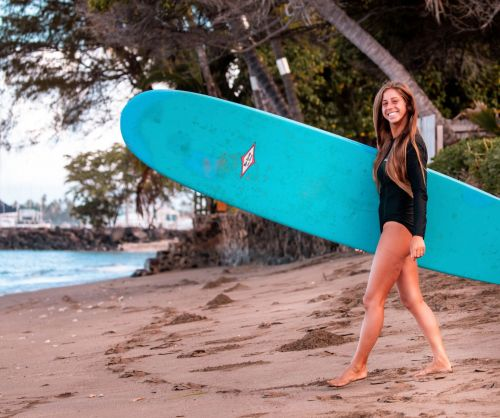 'Goal Setting for Surf Women' with Dr Julia