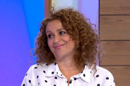 Nadia Sawalha shares thanks for support after she's branded 'a total witch'