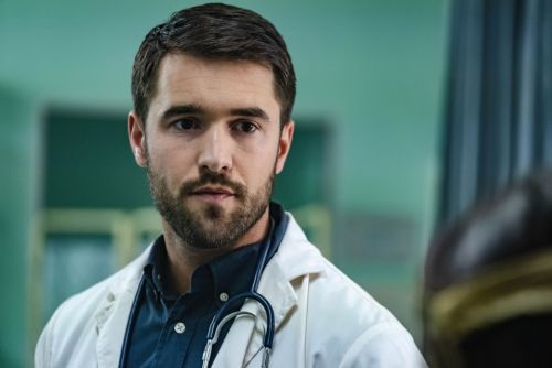 Who plays Dr Antonio in Our Girl? Former rugby pro Josh Bowman