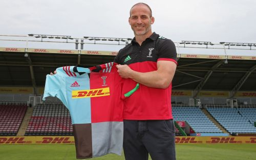 Nothing about England was wrong but Harlequins opportunity too big to turn down, says Paul Gustard