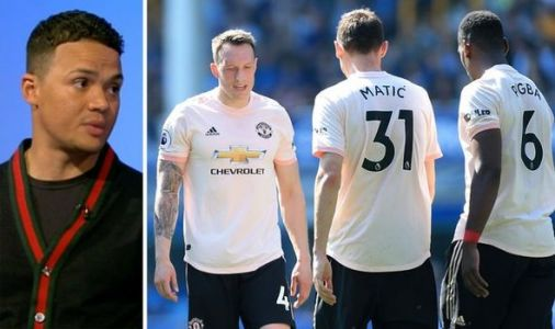 'That is the problem' - Man Utd transfer theory raised by Jenas after Everton loss