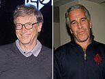 Bill Gates REFUSES to reveal why he flew on Lolita Express with Jeffrey Epstein after prison release