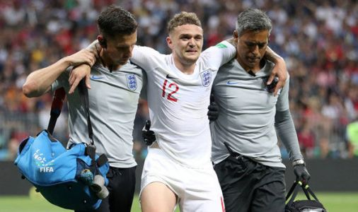 Why did English finish World Cup clash vs Croatia with 10 men? Why no fourth substitute?