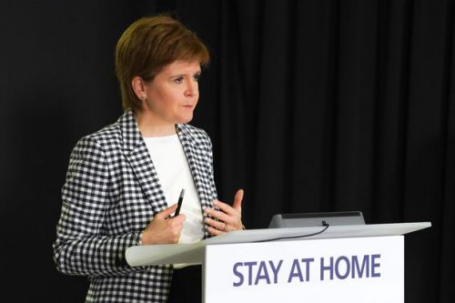 Nicola Sturgeon confirms lockdown rules in Scotland will be eased tomorrow