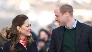 Prince William and Kate Middleton have taken the Cambridge children on a staycation