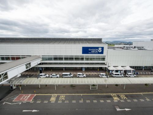 Glasgow named best airport in the UK while Aberdeen appears in bottom three in new survey