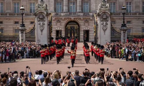 The royal tradition visitors won't be able to enjoy due to coronavirus