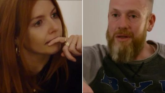 Stacey Dooley in tears as grieving father opens up about how Mormon faith helped him after daughter was stillborn