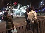 Boy, 17, left with life-changing injuries after knife horror at London bus station