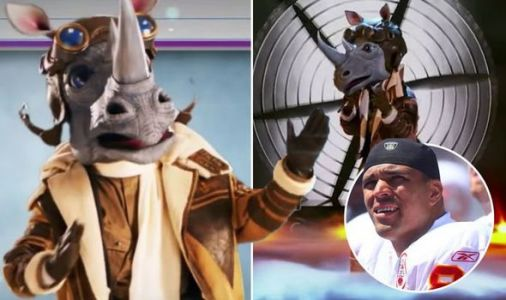 The Masked Singer on FOX: Rhino to be 'unmasked' as former NFL star