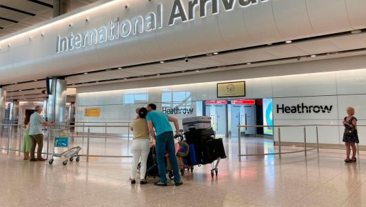 148,000 NI workers may be exempt from UK's 14-day air travel quarantine rule