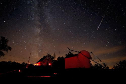 The Perseid meteor shower, which NASA says is the best of the year, peaks on Tuesday. Here's how to catch it in the night sky