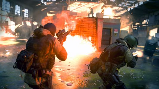 Here's six minutes of fast-paced footage from Modern Warfare's Gunfight PvP mode