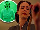 Sarah Paulson stars as a sinister nurse in new trailer for Ryan Murphy's Ratched