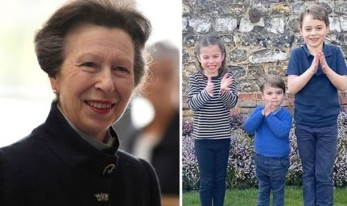 Princess Anne's royal title paved way for Prince George, Princess Charlotte and Louis