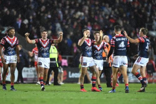 Sydney Roosters are World Club champions after Manu mauls St Helens