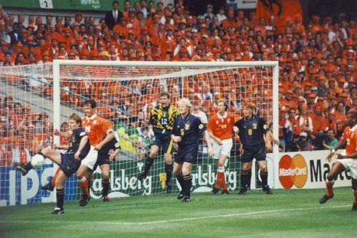 Football's Coming Home while you stay at home - Euro 96 returns to TV screens