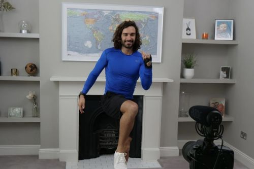 The Body Coach Joe Wicks donates all profits from live PE lessons to NHS