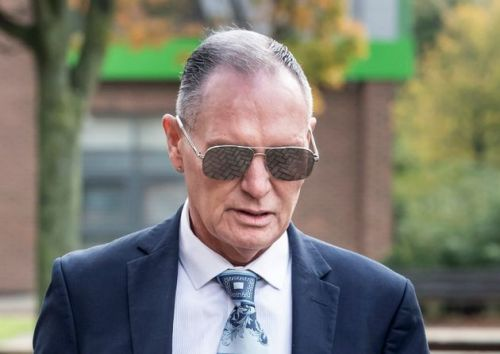Paul Gascoigne Kissed Woman On Lips To 'Boost Her Confidence', Sex Assault Trial Hears