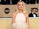 Margot Robbie confesses her friends hired a Harry Potter-themed STRIPPER for her hen party