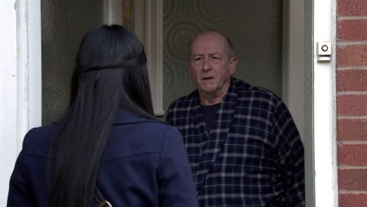 Coronation Street spoilers: Alya Nazir learns a disgusting truth about abusive Geoff Metcalfe tonight