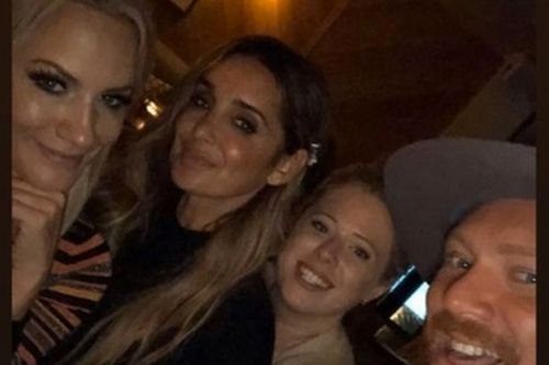 Louise Redknapp shares touching tribute in memory of close pal Caroline Flack