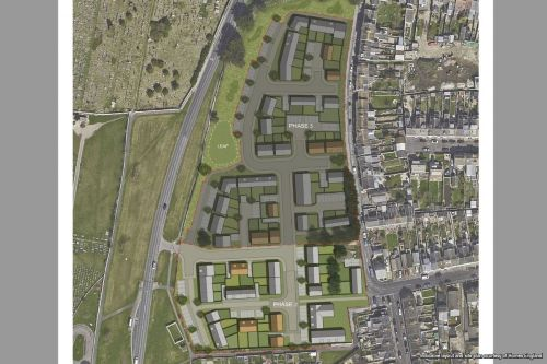 Criticism of 100 home development planned for Portland