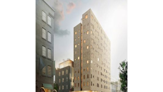 New Zealand's first 5 Green Star hotel to open in October 2020