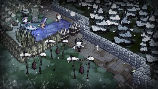 "Don't Starve developer ""will retain autonomy"" as Tencent buys majority stake"