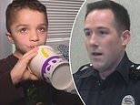 Cop brings McDonald's to five-year-old who called 911 asking for it