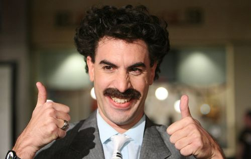 "Borat praises Donald Trump as ""strongest premier in history"" ahead of comedy sequel's release"