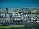 Bomb disposal team are called to Sellafield nuclear site after explosive chemical discovered