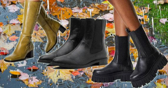 Best autumn boots for rainy and cold weather