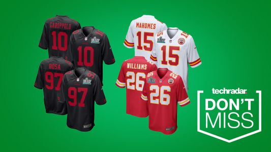 Super Bowl jerseys announced: where to buy Chiefs and 49ers jerseys this weekend
