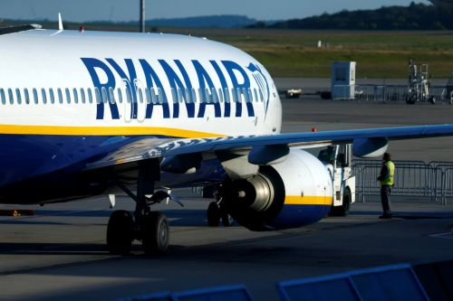 Ryanair flights grounded across Europe after 'major systems failure'