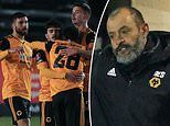 Nuno demands Wolves improve 'a lot of aspects of our game' following slender win against Chorley